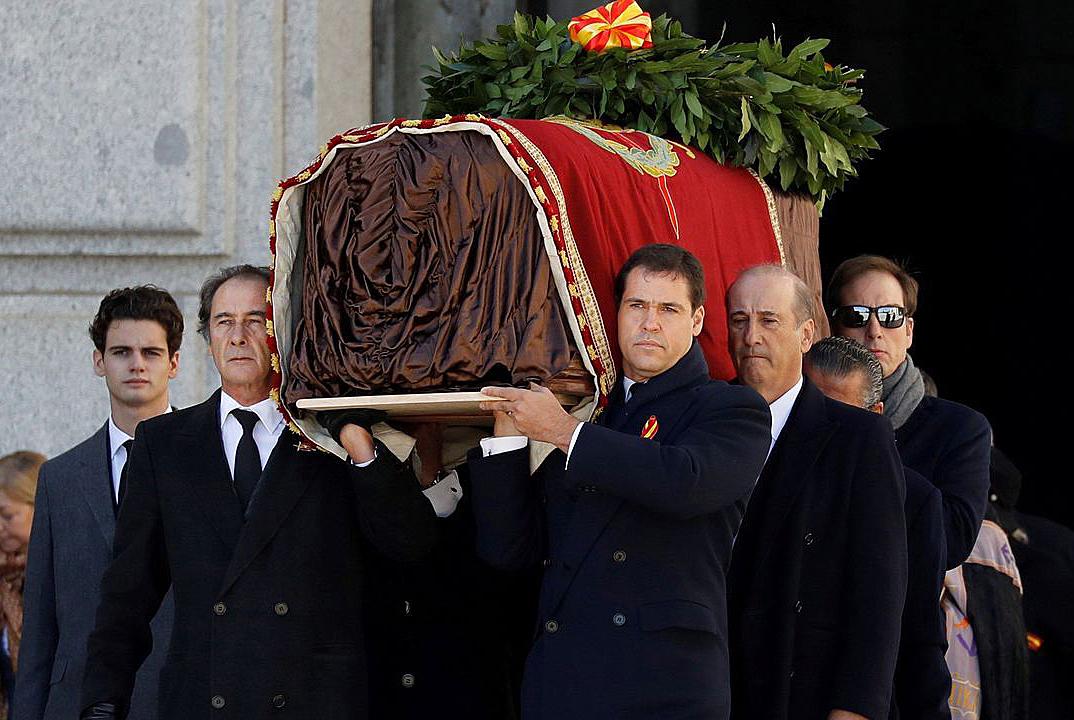 La Asamblea General de la ONU guardó un minuto de silencio por la muerte de Franco