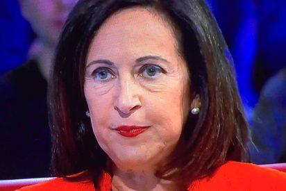 Mentir está muy feo Sra. ministra de Defensa