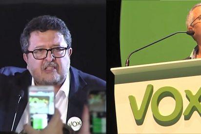 VOX, Ortega Lara y el juez Serrano