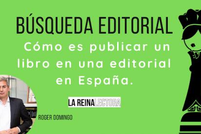 Cómo se hace publicar un libro en una editorial en España