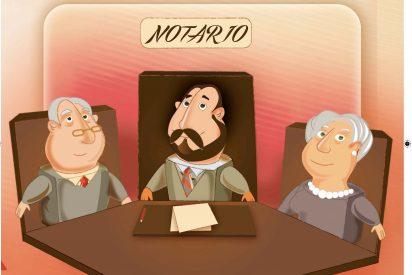 La Ley de Charlie: un atajo notarial, un regate judicial y un gol fiscal.