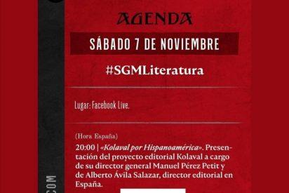 Kolaval por Hispanoamérica presenta su nuevo proyecto editorial