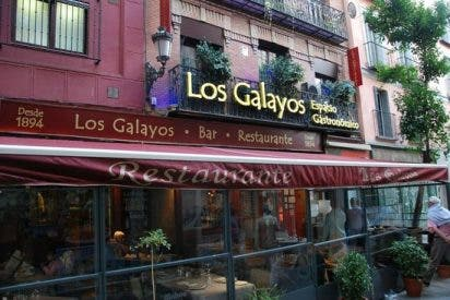 Abierto por vacaciones en Madrid en agosto 8/8: Los Galayos, un clásico que nunca defrauda