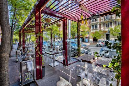 Lavinia, la mejor terraza del vino en Madrid para el verano