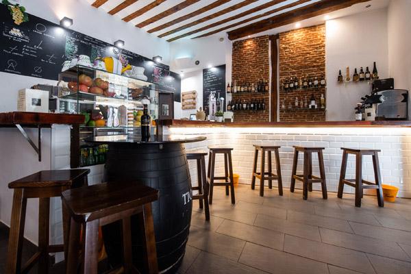 Restaurantes abiertos por vacaciones en Madrid 2/8