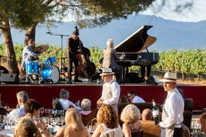 Finca Malaveïna, el escenario natural entre viñas que envolverá el jazz de Chicuelo y Mezquida