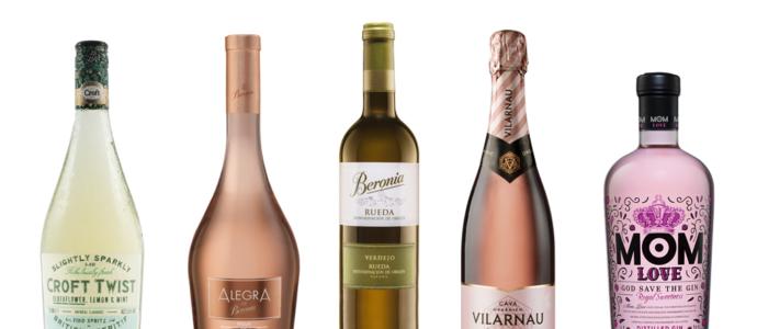 5 propuestas de bebidas adecuadas para refrescar el verano