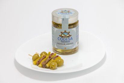 La Gilda doble de anchoa, la nueva propuesta de Codesa para el tapeo del verano