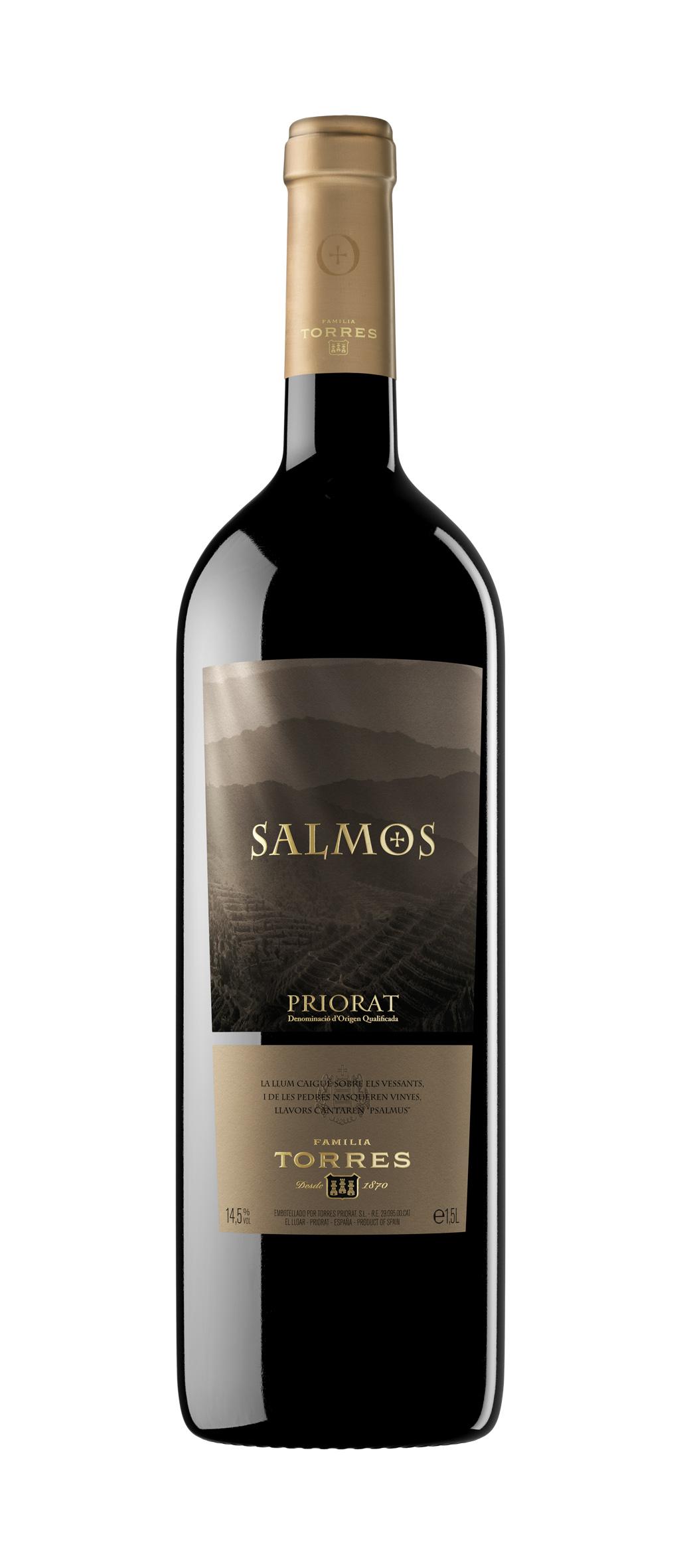 Selección de vinos de verano Torres 3/3: Salmos 2016