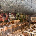 La barra de coctelería cobra protagonismo en el restaurante Chido Castizo & Chingón
