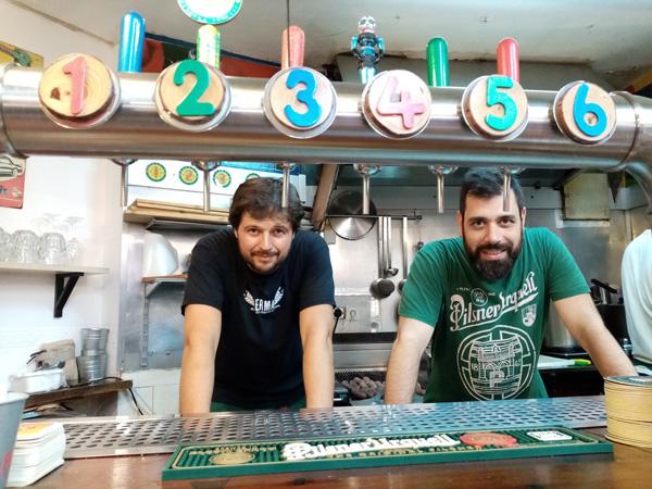 """El Oktoberfest se """"instala"""" en el madrileño Mercado de Vallehermoso"""