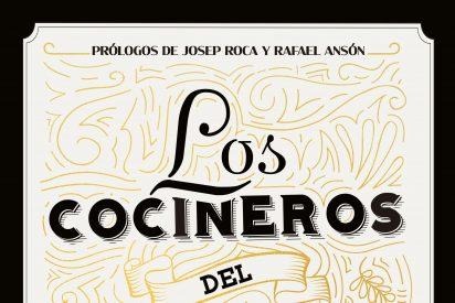 Los cocineros del vino, un libro para descubrir quién hay detrás de los mejores vinos españoles