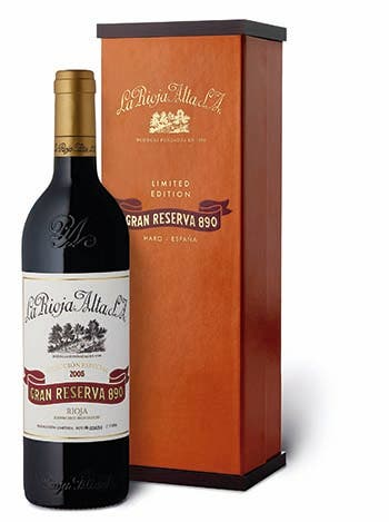 """Gran Reserva 890, único representante español en la cata de """"los diez mejores vinos del mundo"""" de Nueva York"""
