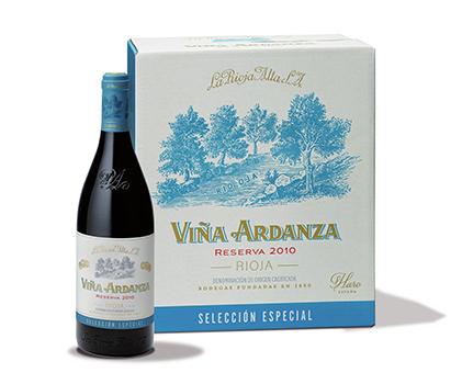 La Rioja Alta, S.A. lanza en España su nuevo Viña Ardanza 2010 'Selección Especial'