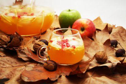 Dos cócteles para brindar en el Día de Acción de Gracias