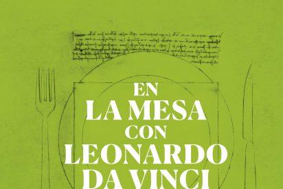 En la mesa con Leonardo da Vinci, un libro de Eva Celada