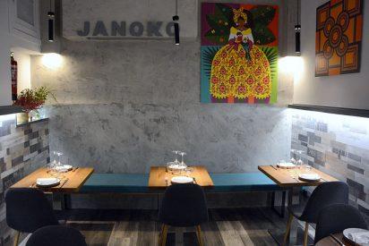 Nuevo restaurante Janoko: Venezuela en Madrid, Euskadi en el plato