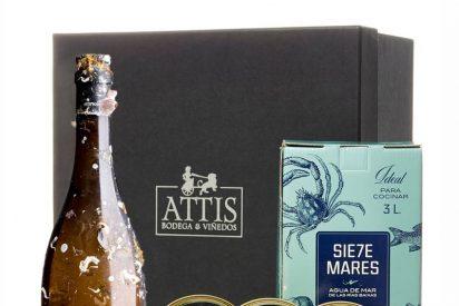 Attis, un soplo del Atlántico (sic) para las mesas de estas fiestas