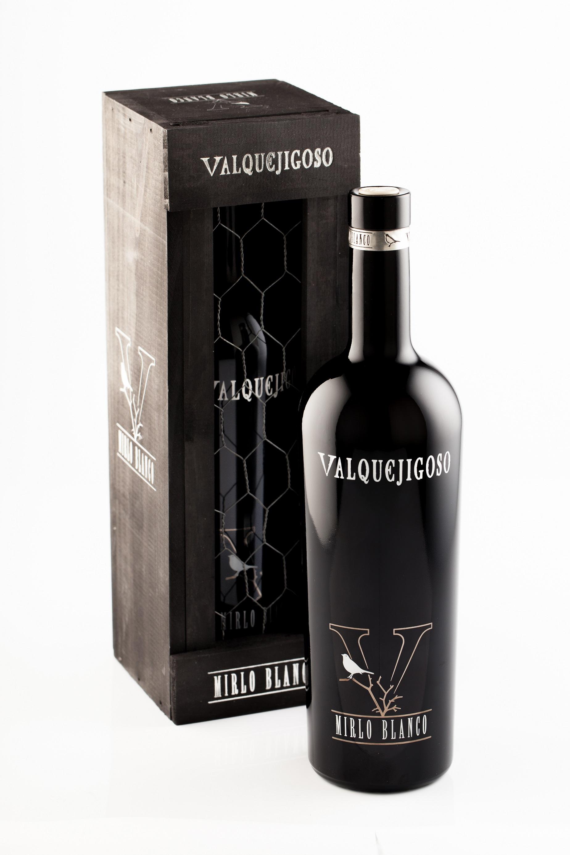 Mirlo Blanco 2015, un vino blanco redondo de Madrid