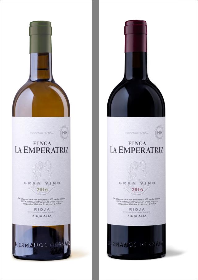 Se abre una segunda época en Finca La Emperatriz con su Gran Vino 2016, blanco y tinto