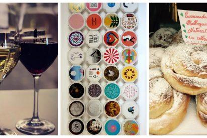 Los 5 pecados capitales de la gastronomía mallorquina: ensaimada, sobrasada, aceite, almendra y vino