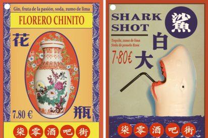 Así de chulos son los nuevos cócteles de Hong Kong 70