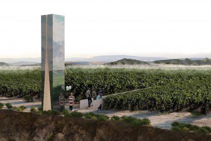 El proyecto LAN-4 de Alejandro Ramírez, ganador del concurso en Viña Lanciano