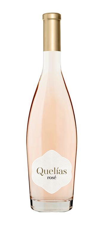 Quelías Rosé 2018, un rosado muy actual acogido a la D.O. Cigales