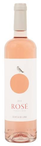 Dehesa de Luna Rosé 2018, el primer vino ecológico de la bodega