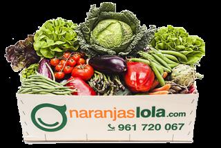 Verduras de temporada de Naranjas Lola con la calidad habitual en sus cítricos