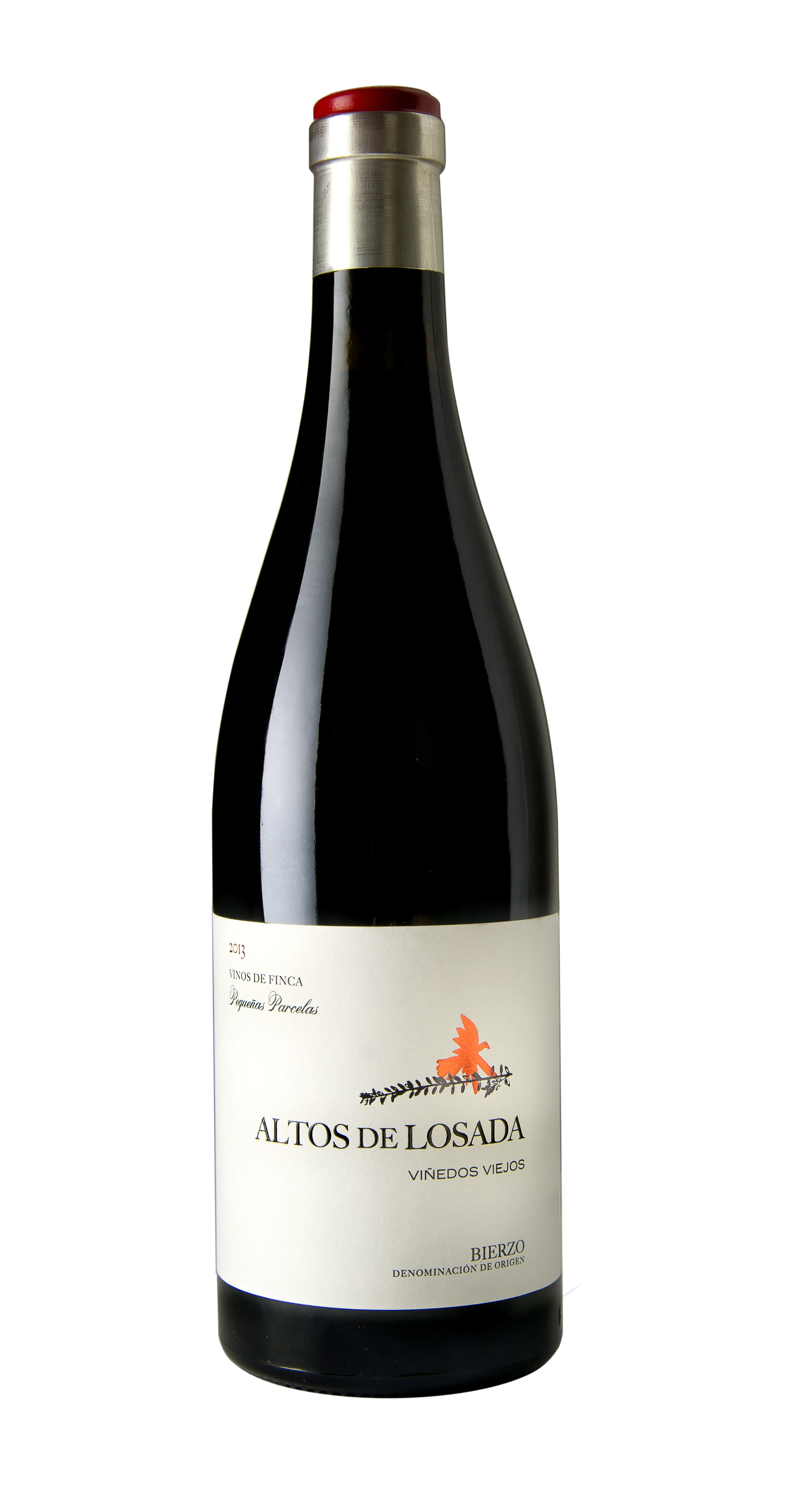 Altos de Losada 2017, el producto de 17 pequeñas piezas de viñedo de mencía