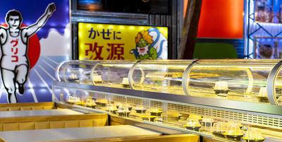 Running Sushi in Osaka, nuevo Kaiten Sushi en Madrid para comer en tiempos de coronavirus