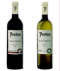 Llegan al mercado los primeros vinos ecológicos de Bodegas Protos 1/2
