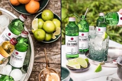 Tanqueray Gin&Tonic, el nuevo preparado listo para beber, llega a España para darle un toque especial a tus tardes