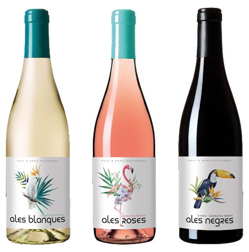 La Parte de los Ángeles, los vinos más frescos de Terra Remota