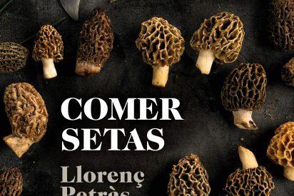 """""""Comer setas"""", todo lo que hay que saber sobre el mundo de las setas en un libro de Llorenç Petràs"""