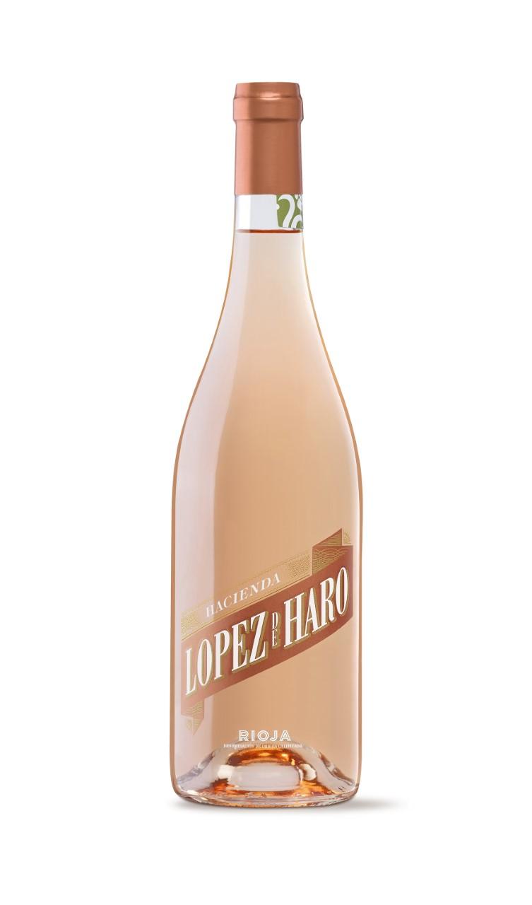 """Un rosé con alma de """"clarete"""", la reinvención de un clásico de Rioja: Hacienda López de Haro Rosé 2019"""