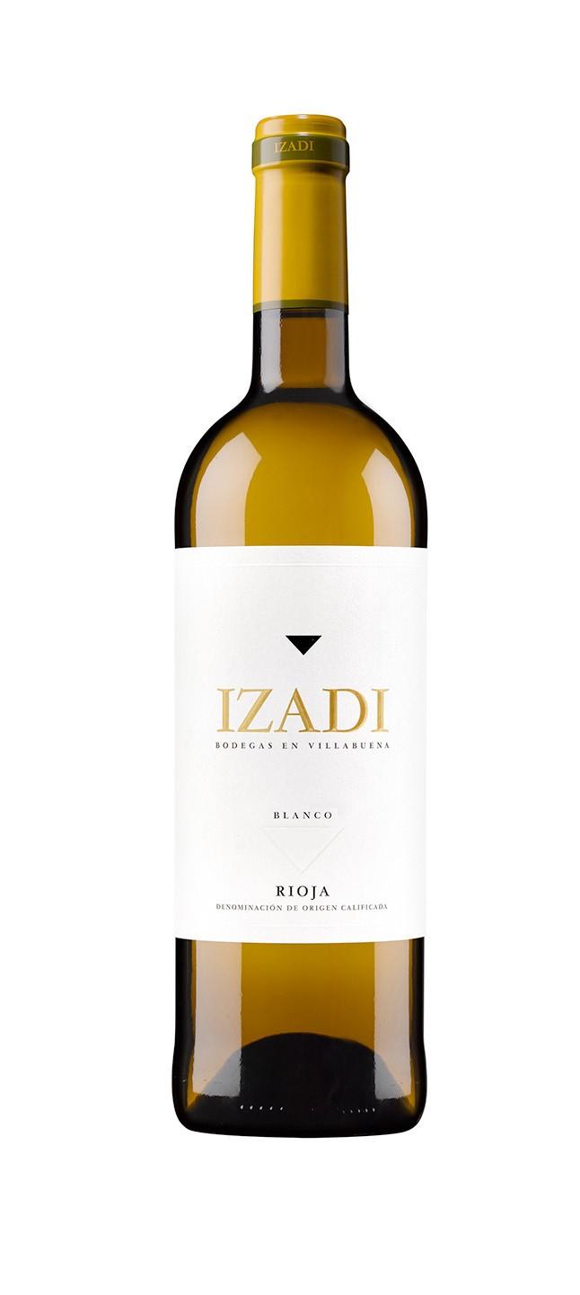 Izadi Blanco 2018, el blanco más autóctono es el único en La Rioja con los seis varietales blancos de la D.O.