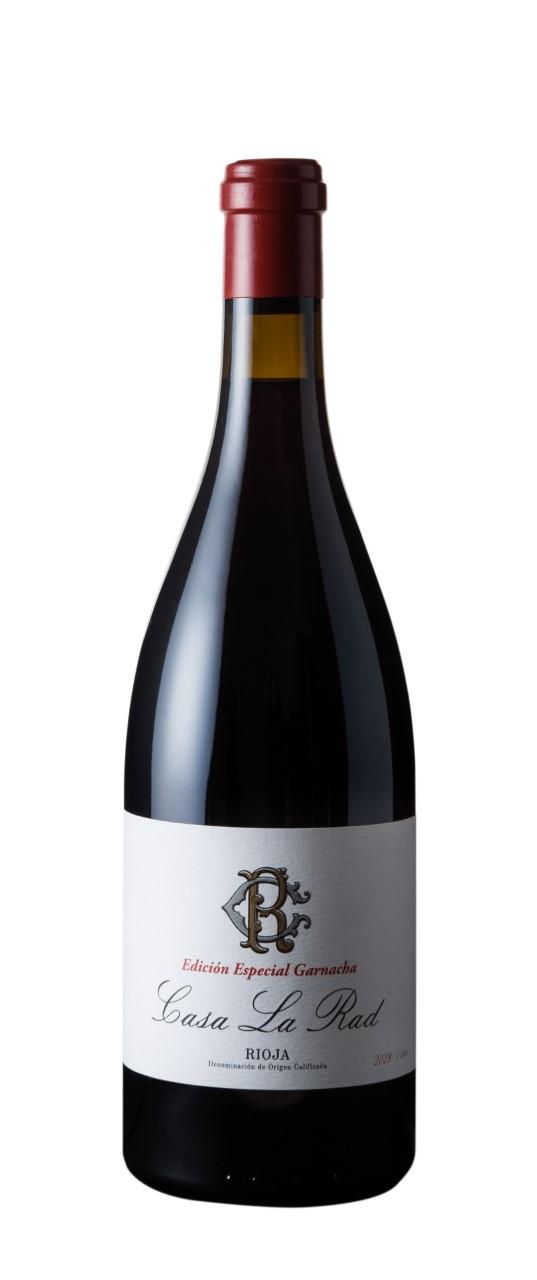 Casa La Rad Edición Especial Garnacha Parcela P38 2017: un vino nacido de una parcela muy especial