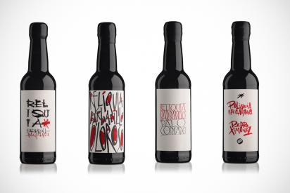 Bodegas Barbadillo deconstruye sus 'Reliquias', vinos viejos, muy exclusivos y especiales en pequeño formato