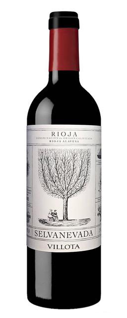 Dos vinos tintos de Villota en Rioja Alavesa: Selvanevada 2018 y Villota Tinto Selección 2017