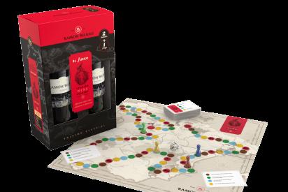 Spanish Wine Academy, el juego de Ramón Bilbao para formarse, de forma divertida, en la cultura del vino