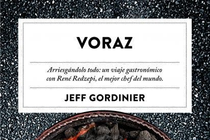 Voraz: comer, viajar y arriesgarlo todo junto a René Redzepi, el mejor chef del mundo