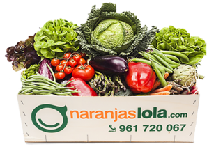 Verduras de temporada, de la huerta a casa a través de Naranjas Lola