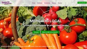 Mercado Local, la herramienta que que conecta a consumidores y productores locales