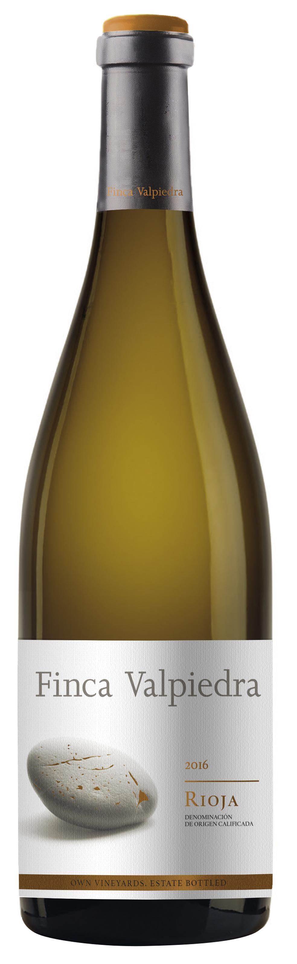Finca Valpiedra Reserva Blanco 2016, un nuevo y especial vino de guarda