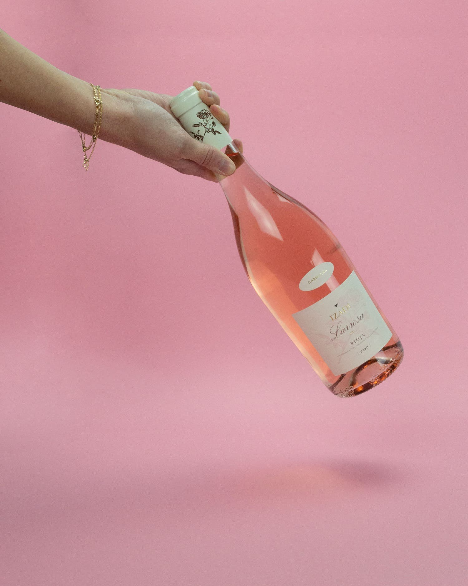 Larrosa Rosé revive San Valentín