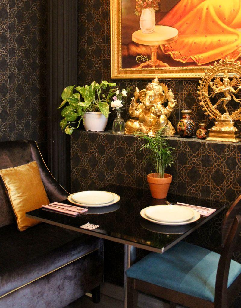 Doli, un restaurante de auténtica cocina india de la mano del chef Singh Sukhwinder