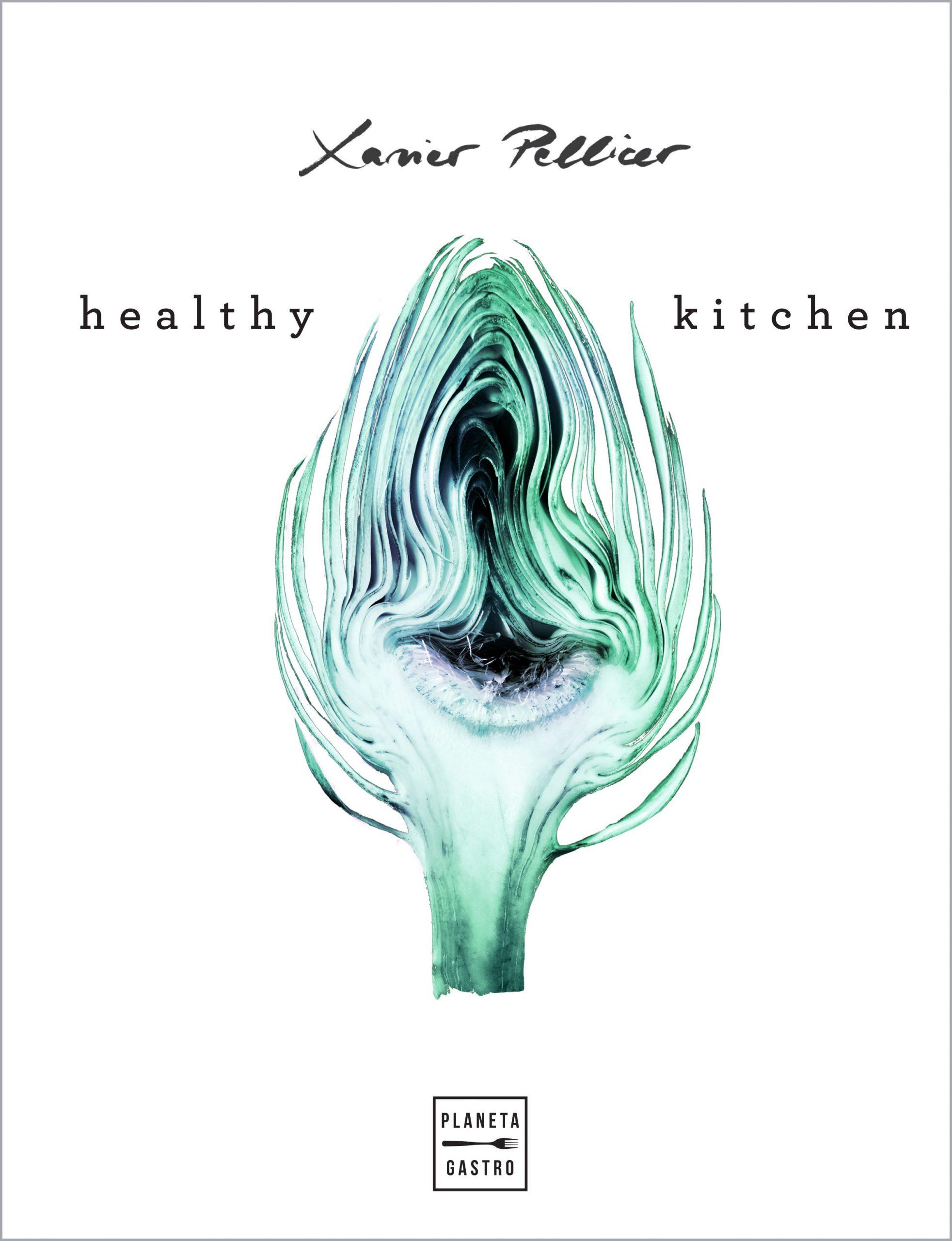 Healthy Kitchen, la cocina verde y saludable de Xavier Pellicer