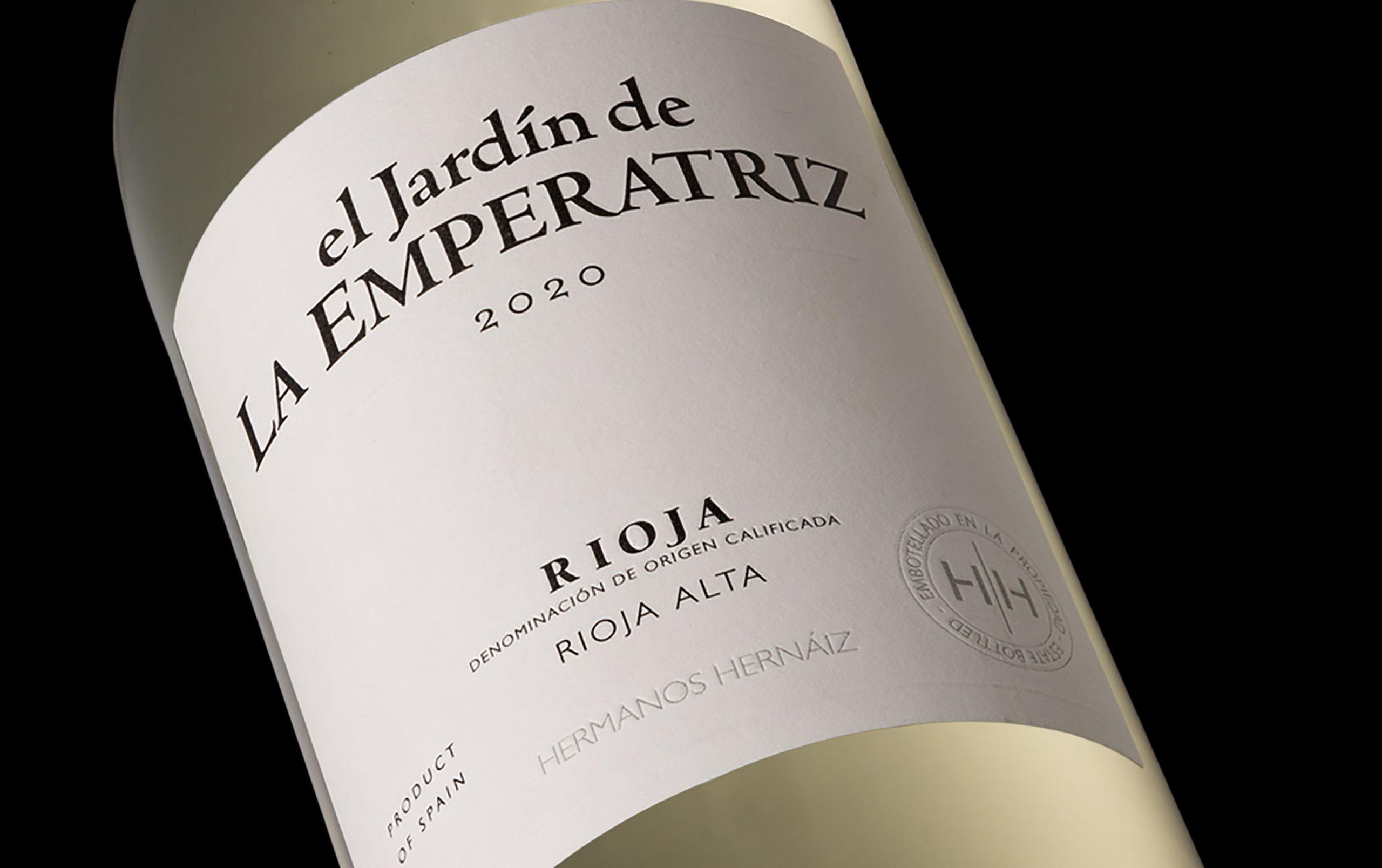 Finca La Emperatriz Blanco 2020, un vino tan potente como de gran finura en una añada compleja